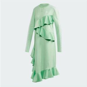 Adidas X JKOO Ruffle Dress FT9900